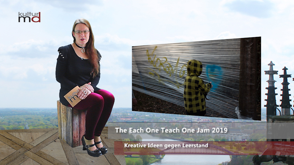 The Each One Teach One Jam 2019